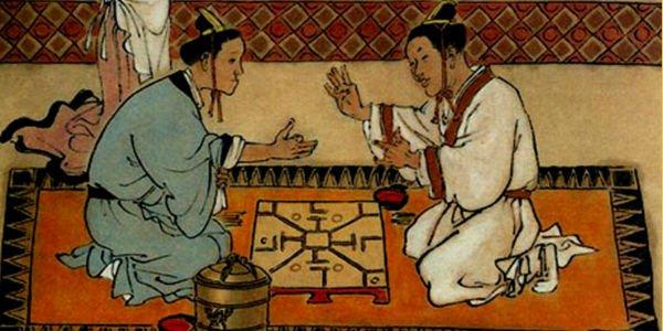 Perjudian Cina Kuno dan Permainan Kasino Online